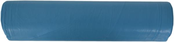Müllbeutel LDPE blau 120L 700x1100mm auf Rolle Typ 60