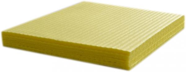 Schwammtuch Profi gelb 180x200mm