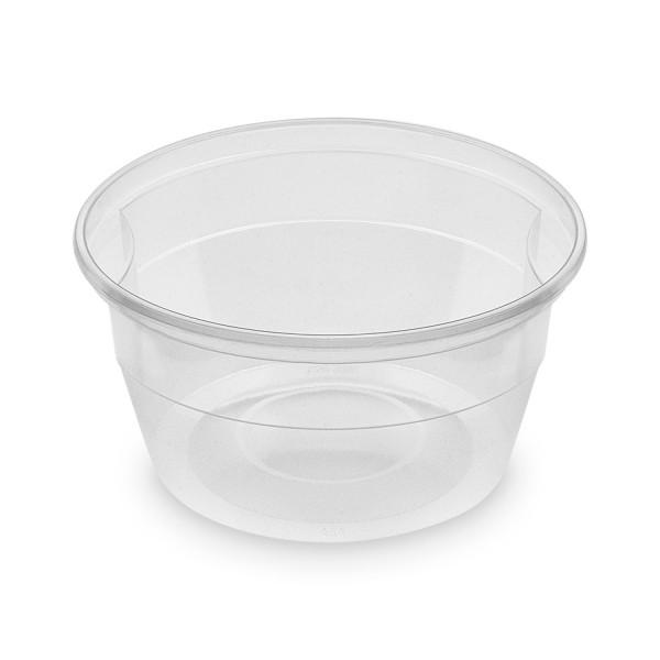 Suppenbecher 500ml (PP), rund, transparent, Ø oben 127mm