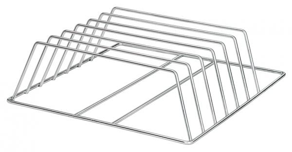 Spülkorb für Tabletts 600x400m