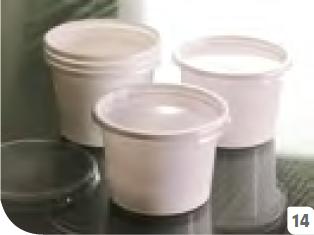dressingbecher rund pp 100ml wei mit deckel obst und salatboxen verpackungen. Black Bedroom Furniture Sets. Home Design Ideas
