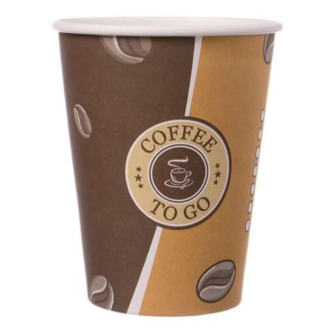 B2 Coffee To Go Becher ppk 300ml, 12OZ, 90mm beschriftet Topline, Kaffeebecher