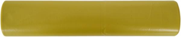 Müllbeutel LDPE gelb 120L 700x1100mm auf Rolle Typ 60