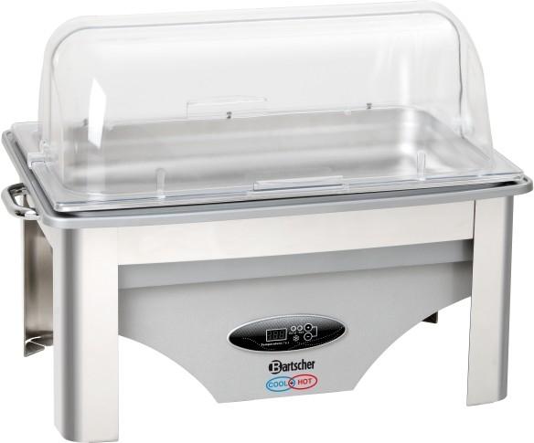 Bartscher Chafing Dish, 1/1GN, Cool + Hot