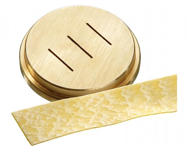 Pasta Matrize für Pappadelle 16mm