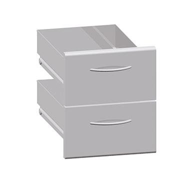 Schubladen 700, B350, 2 Stück