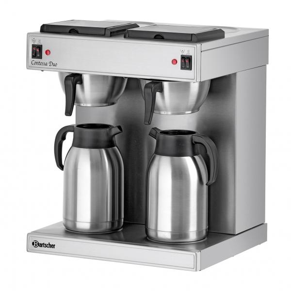 Kaffeemaschine doppelt Contessa Duo