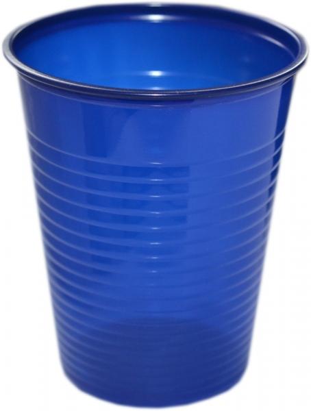 A1 Trinkbecher pl blau 150ml
