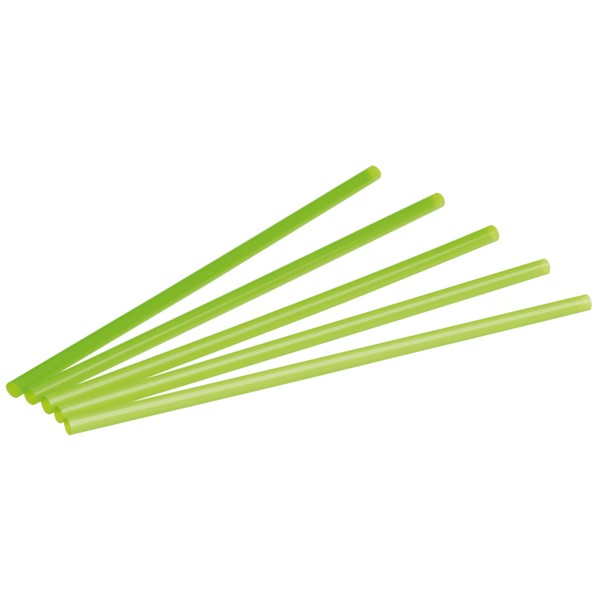 Trinkhalme starr naturesse PLA grün 6x250mm