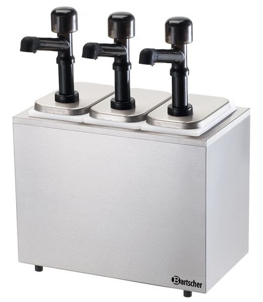 Pumpstation,3 Pumpen 3x3,3L