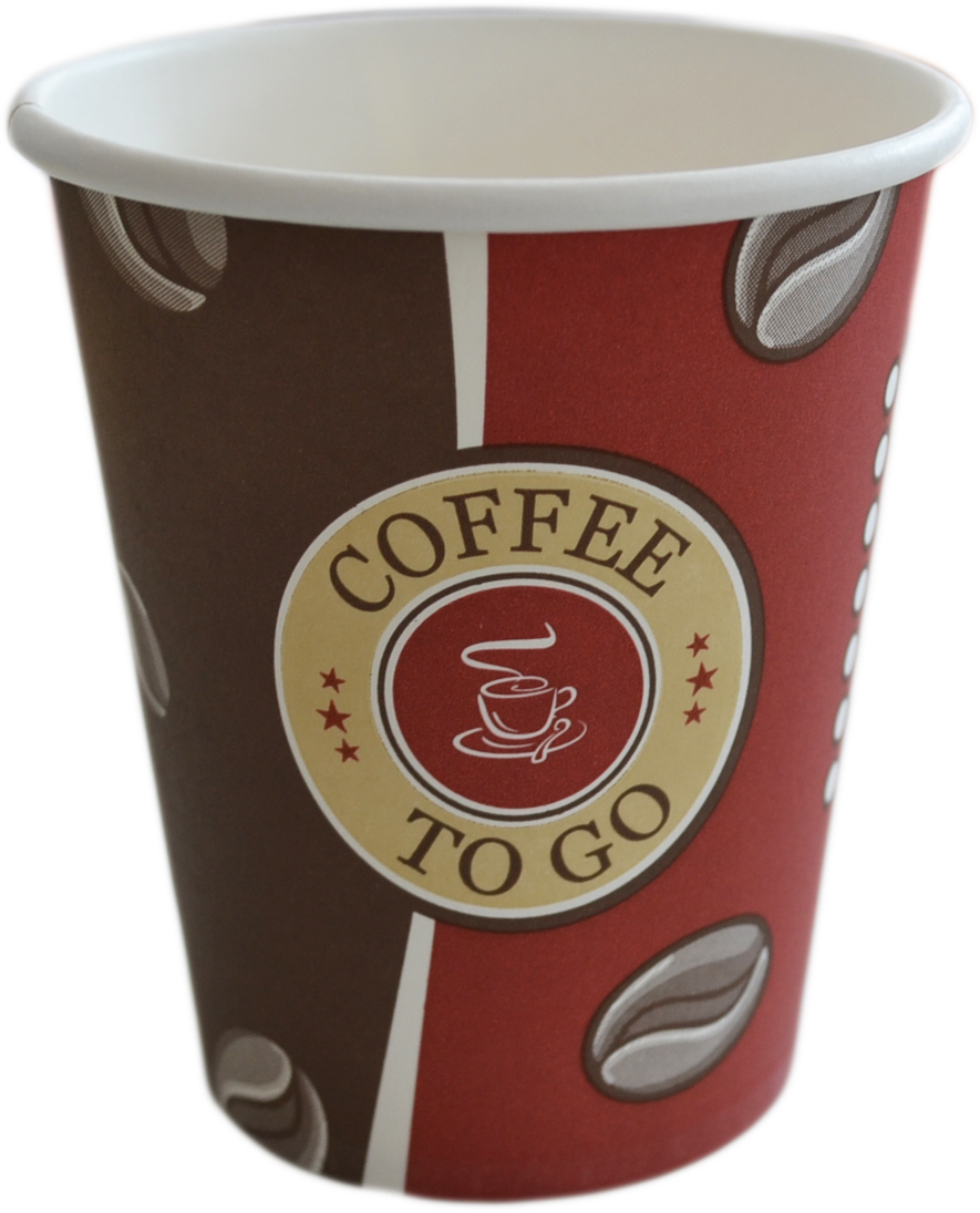 b1 coffee to go becher ppk 200ml 8oz beschriftet topline kaffeebecher pappbecher coffee. Black Bedroom Furniture Sets. Home Design Ideas