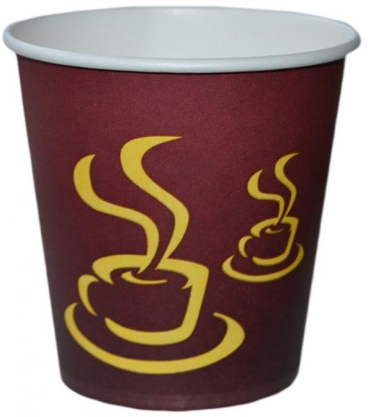 """Espressobecher , Coffee To Go Becher ppk 100ml beschriftet US Coffee Cup """"Hot Cup"""", Kaffeebecher"""