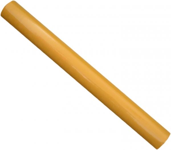 Tischdecke papier 1000mmx8m gelb mit feiner Damastprägung