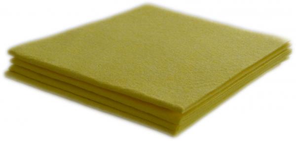Allzwecktuch Vlies Profi 380x380mm gelb