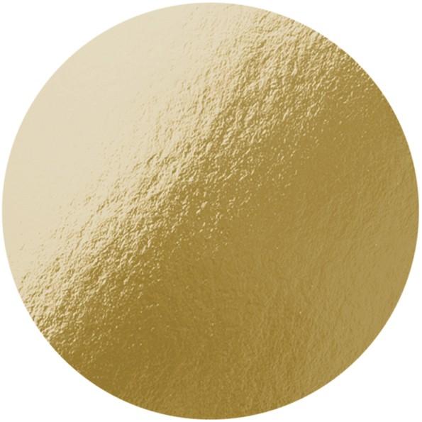 Tortenunterlagen pp rund gold 320mm