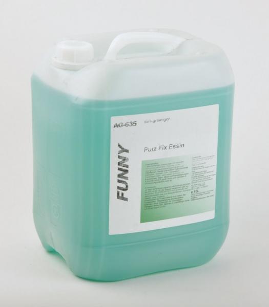 Reinigungsmittel Essigreiniger - 10L