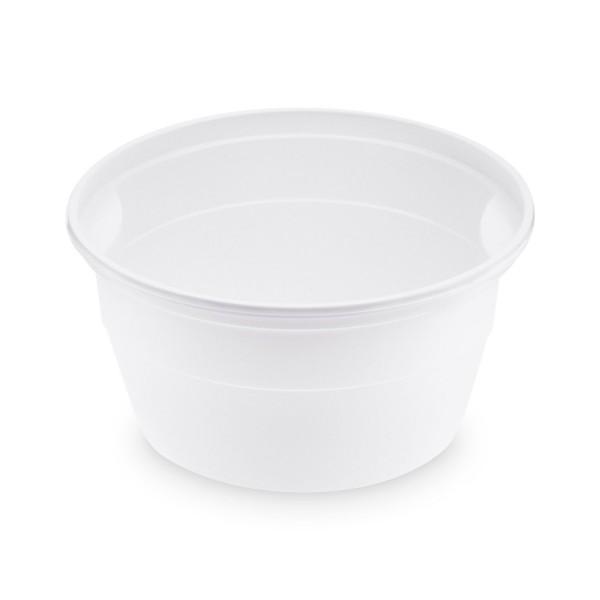 Suppenbecher 500ml (PP), rund, weiß , Ø oben 127mm