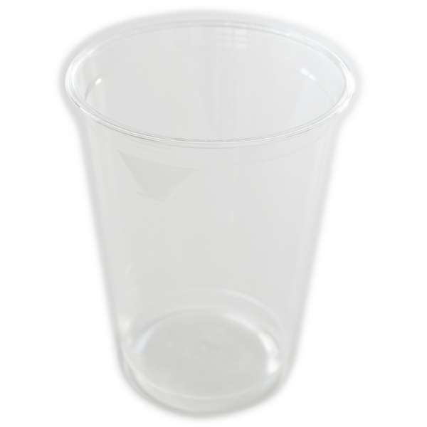 Smoothie Cups pet transparent 400ml
