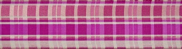"""Geschenkband 2mx40mm mit Motiv """"Premium hellblau/rosa - Streifen lila"""""""
