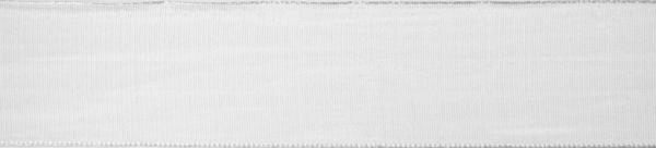 """Geschenkband 2mx40mm mit Motiv """"Premium weiß - 2"""""""
