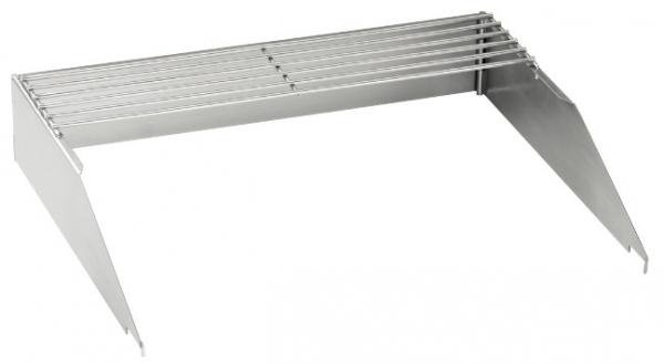 Spritzschutz für Ceran Grillplatte Bartscher GP1200