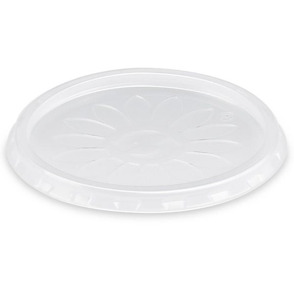 Deckel für Dressingbecher 30ml rund pp transparent , Deckel