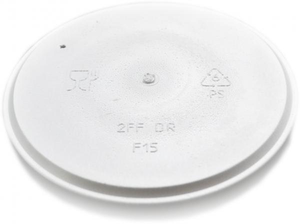 S2 Thermodeckel Suppe styropor weiß 143mm