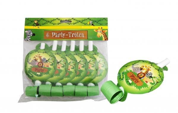 Partytröten Dschungel