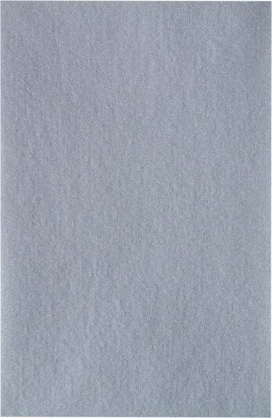 U7 Airlaid-Mitteldecke stoffähnlich silber 800x800mm