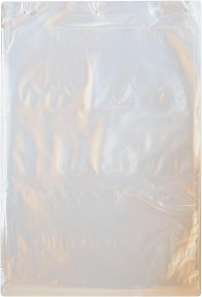 Poly-Flachbeutel transparent 200x300mm 30my geblockt - 313821