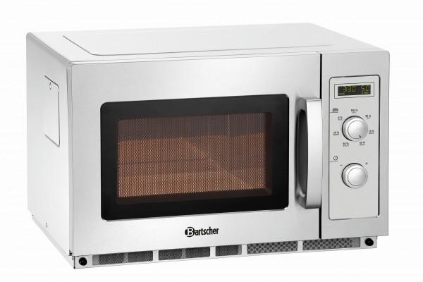 Bartscher Mikrowelle DIG, 25L, 1000W