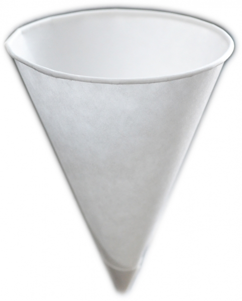 Papierkegel (Cones) 133ml, Spitzbecher