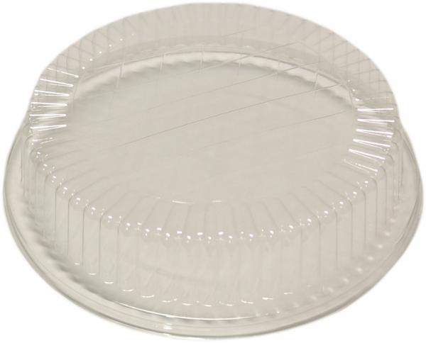 B1 Klarsicht-Deckel pl transparent 153mm