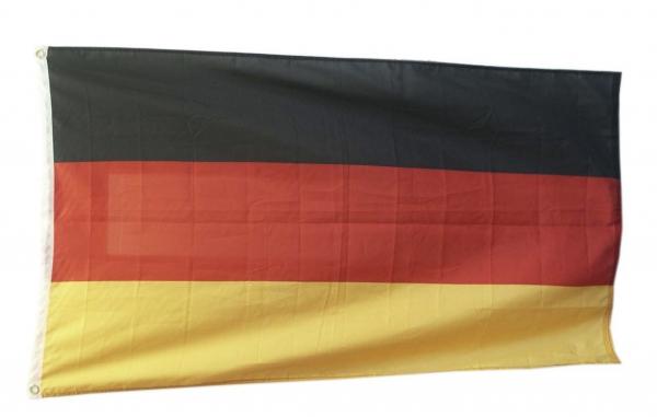 Deutschland Fahne 90x150 cm