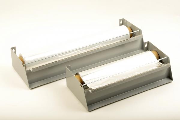 Spender für Folien: Folienspender mit Säge, 30cm - 1