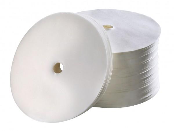 Bartscher Rundfilterpapier 195mm, 250 Stück