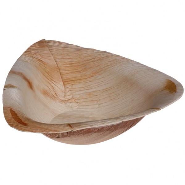 Palmblatt Trigon Bowl 600ml, 21,1 x 20,2 x 6,6cm