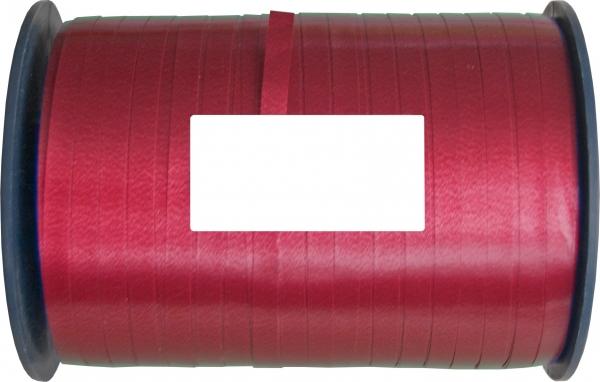 Polyband 500mx5mm rubinrot