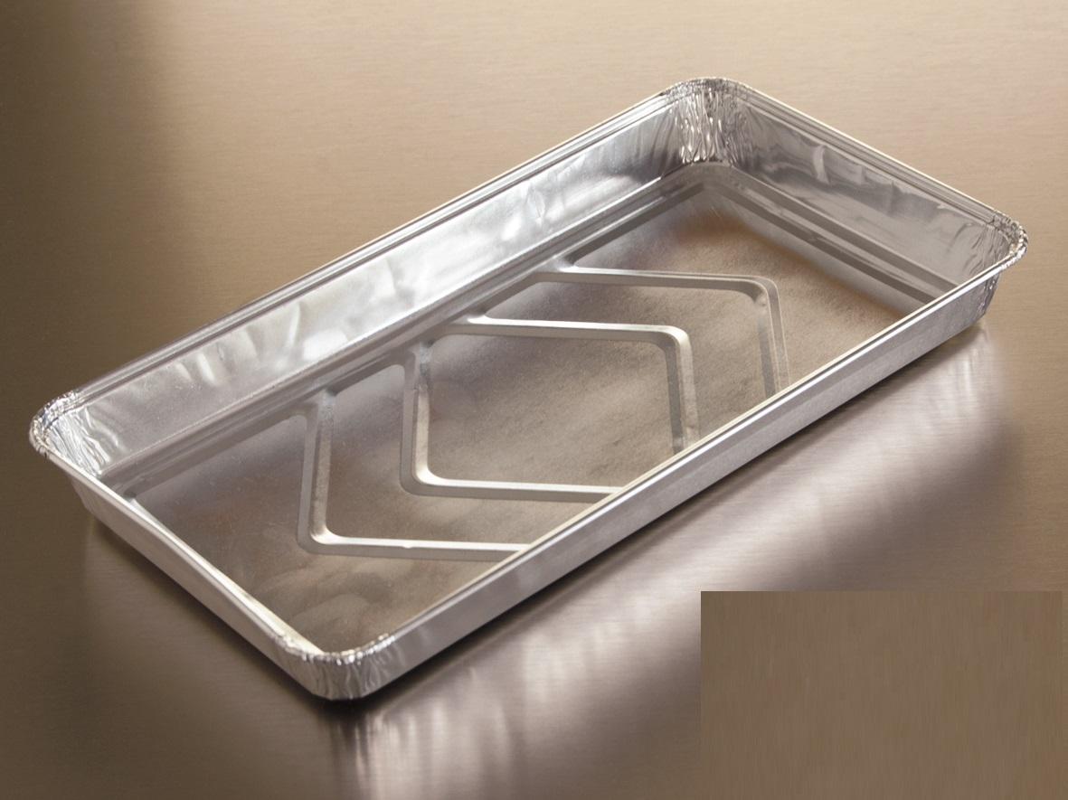 einweg backform eckig 232x126x20mm aluminium 480ml backformen alu verpackungen. Black Bedroom Furniture Sets. Home Design Ideas