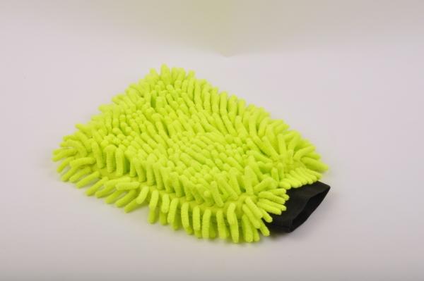 Microfasertücher Microfaser-Handschuhe, grün, ca.24x16cm - 50 Stück
