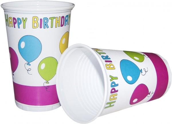 Trinkbecher Birthday Party2