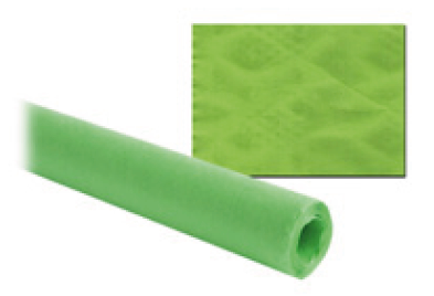 Tischdecke papier 1000mmx8m maigrün mit feiner Damastprägung
