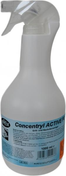Grill- und Backofenreiniger Profi Concentryl 1L in praktischer Sprühflasche