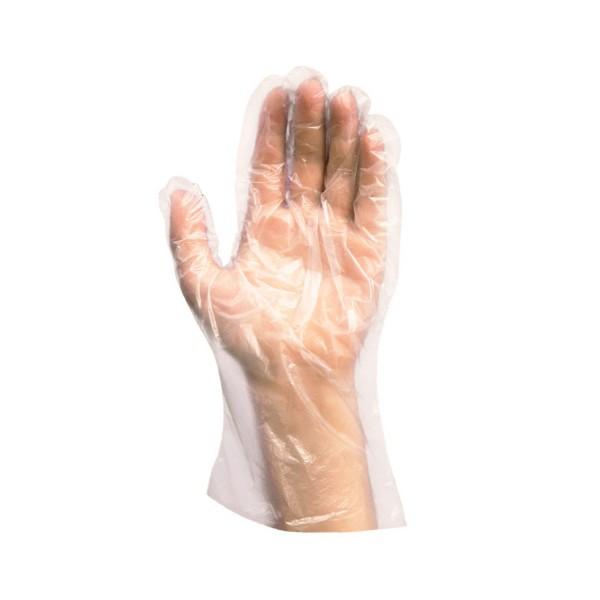 Einweghandschuhe LDPE für Damen Größe M