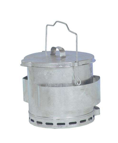 Fett-Entsorgungsbehälter 12 L.
