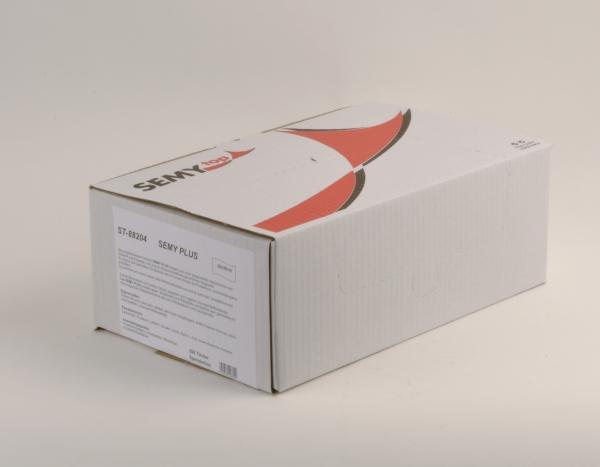 Airlaidtücher, Vließtücher / Rollen Semy Plus Putztuch, 29x38 cm - Box:6x200 Tücher