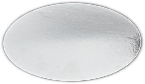 G5 Alu-Karton-Deckel rund weiß 203mm 431000 - C807L