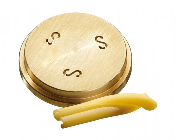 Pasta Matrize für Caserecce 9x5mm