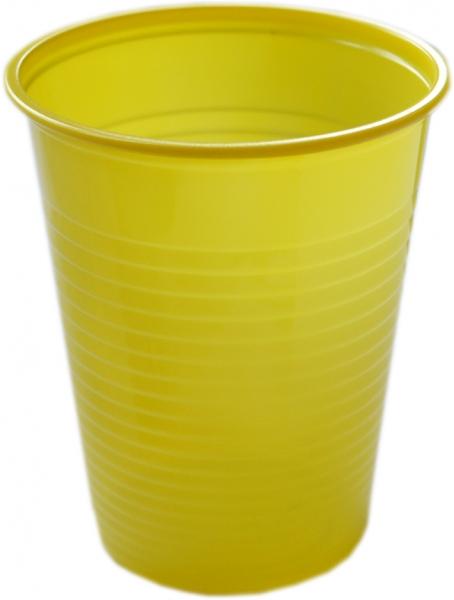 A1 Trinkbecher pl gelb 150ml