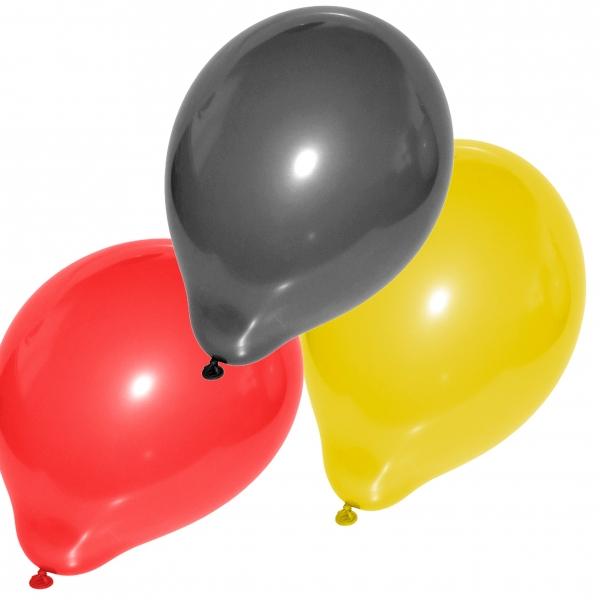 Luftballons Deutschland 220mm